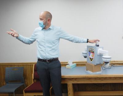 City unveils video surveillance system