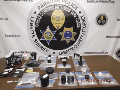 Task force arrests 2, finds marijuana