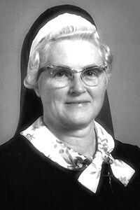 Sister Julita Paulie