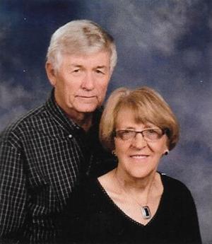 Mr. and Mrs. Richard Seyfert
