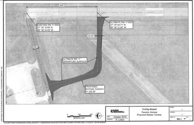 Parsons to get $916K for   Tri-City taxiway