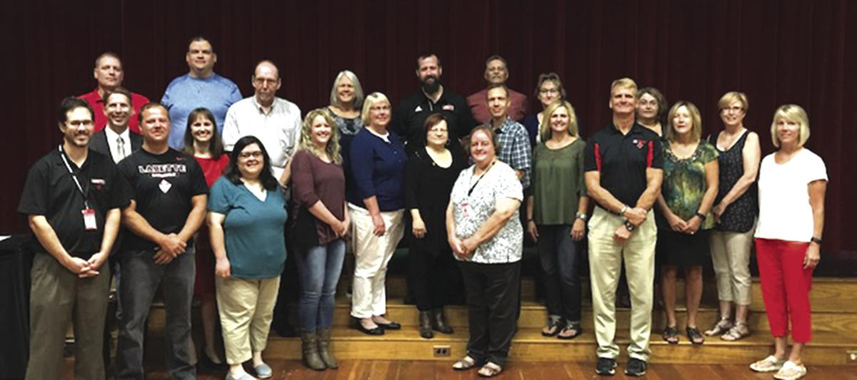 LCC Employees Honored