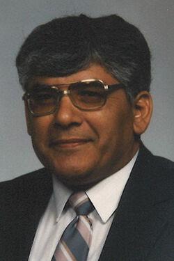 John Paul 'Floss' Flores Sr.