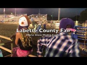 Labette County Fair Horse Show, 2018