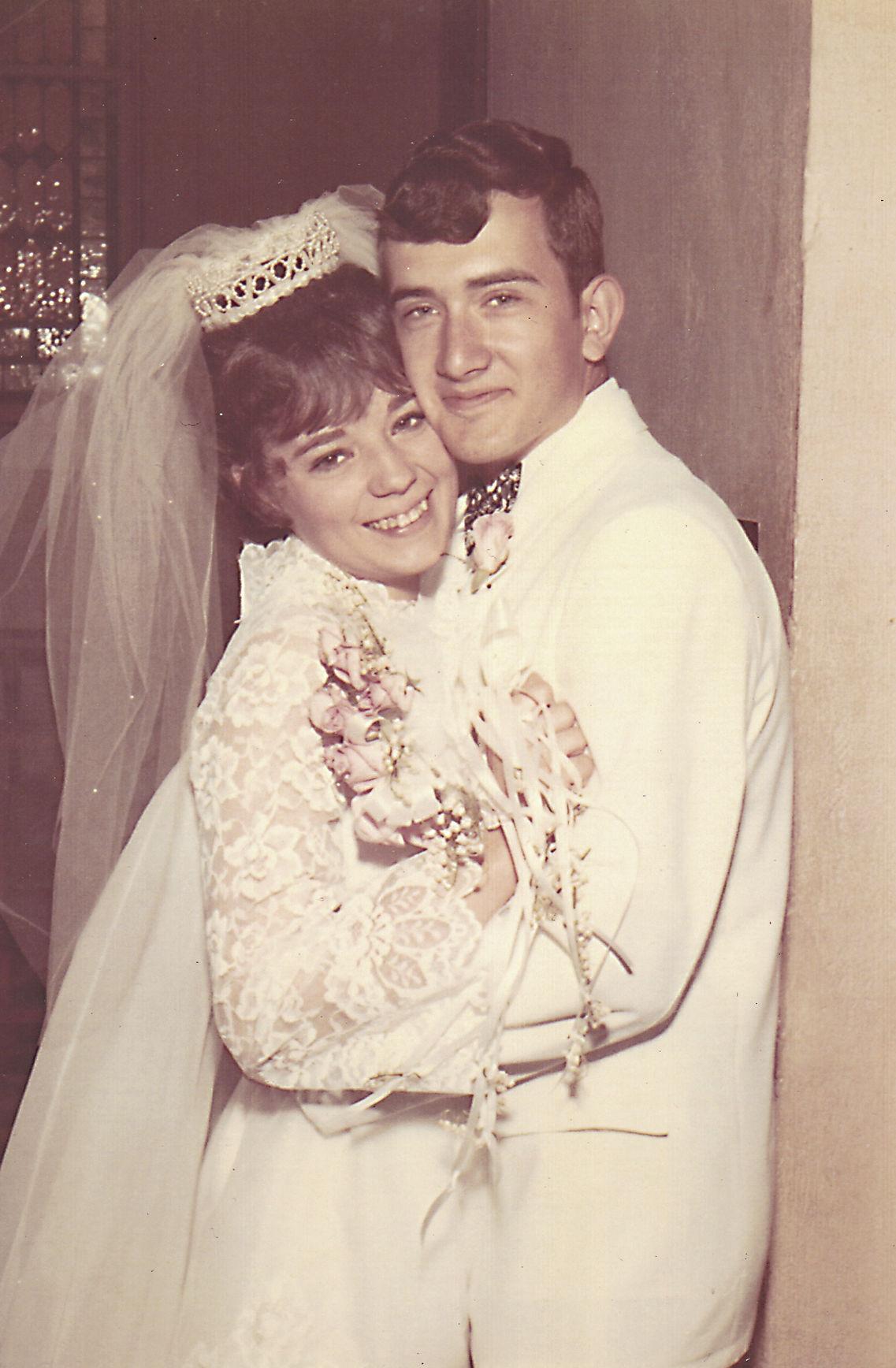 McDaniels to celebrate 50th wedding anniversary