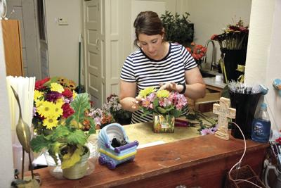 Holding Flowers opens in downtown Parsons