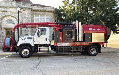 City eyes purchase of new vacuum truck