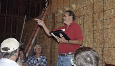 Neosho County residents get update on wind farm lawsuit