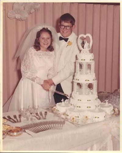 Pegueses to observe 50th wedding anniversary