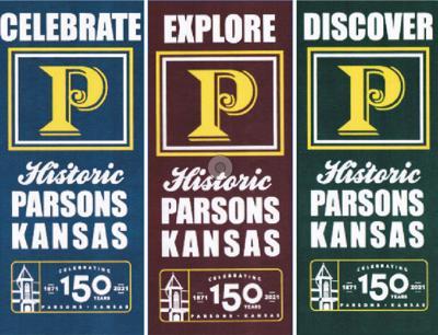 Sesquicentennial Banners