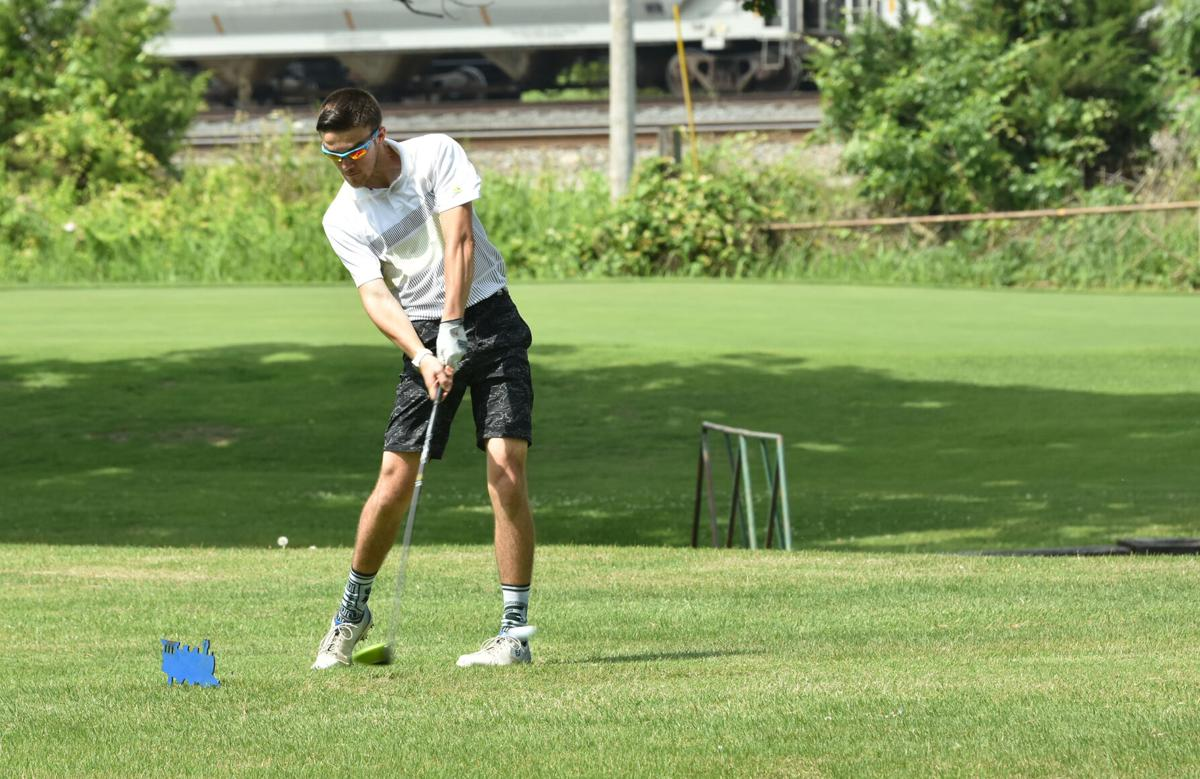 Youth compete in junior golf event at Katy