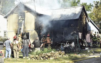 Fire destroys Chetopa home