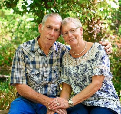 Mr. and Mrs. George Faulk