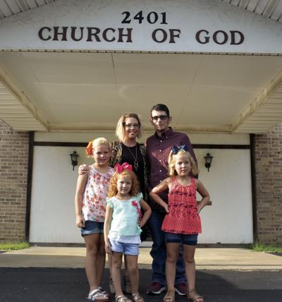 Pastor,     family      embrace community