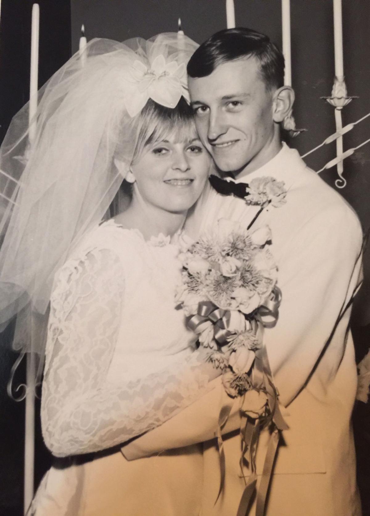 Fultzes celebrate 50th wedding anniversary