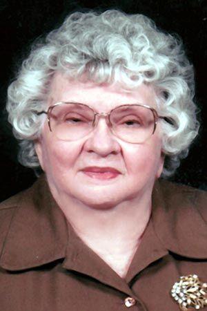 Marjorie C. Gillespie