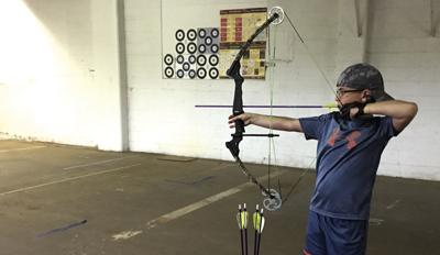 Boy qualifies for national archery tourney months after surgery
