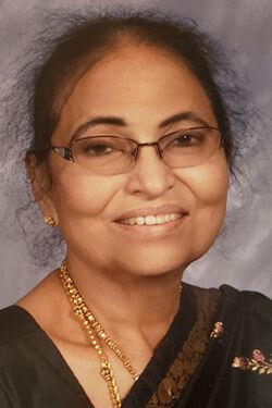 Dr. Bharathi P. Sudarsanam