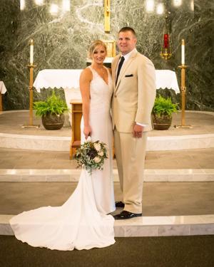 Dickey, Green  Wedding