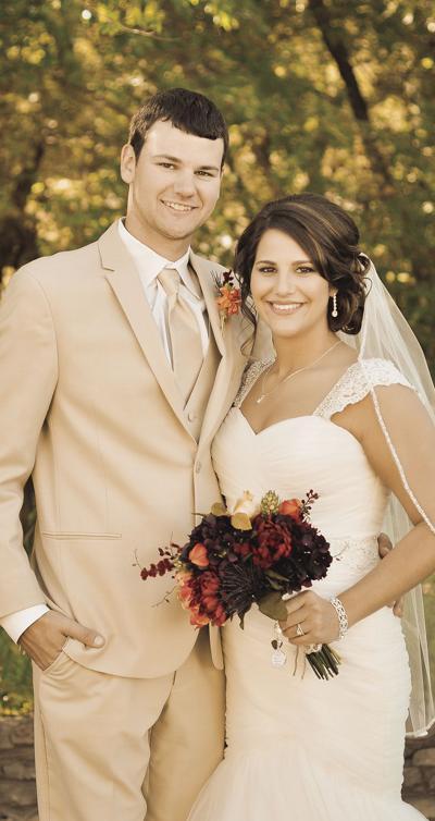 Vitt, Foster wedding