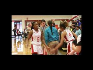 Labette vs. Johnson County Women's Basketball: Mitch Rolls Mic'd Up