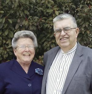The Rev. Duane and Nancy Johnson