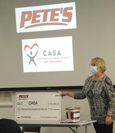 Pete's Fundraiser