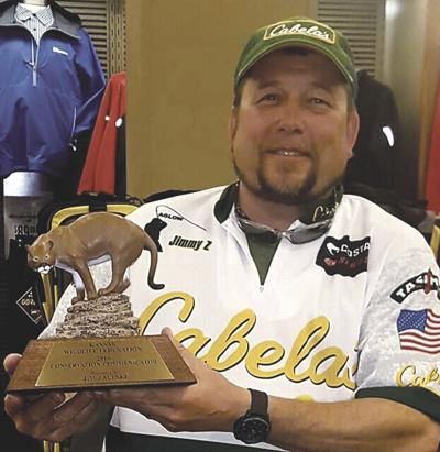 Zaleski wins KWF award