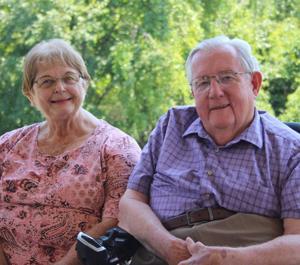 Brandenburgs observe    50th wedding anniversary