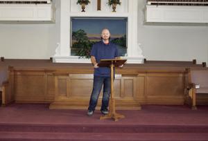 Ball at First Baptist