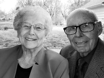 Mr. and Mrs. L.D. Curran