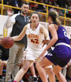 Labette County girls return to form, dominate Purple Dragons