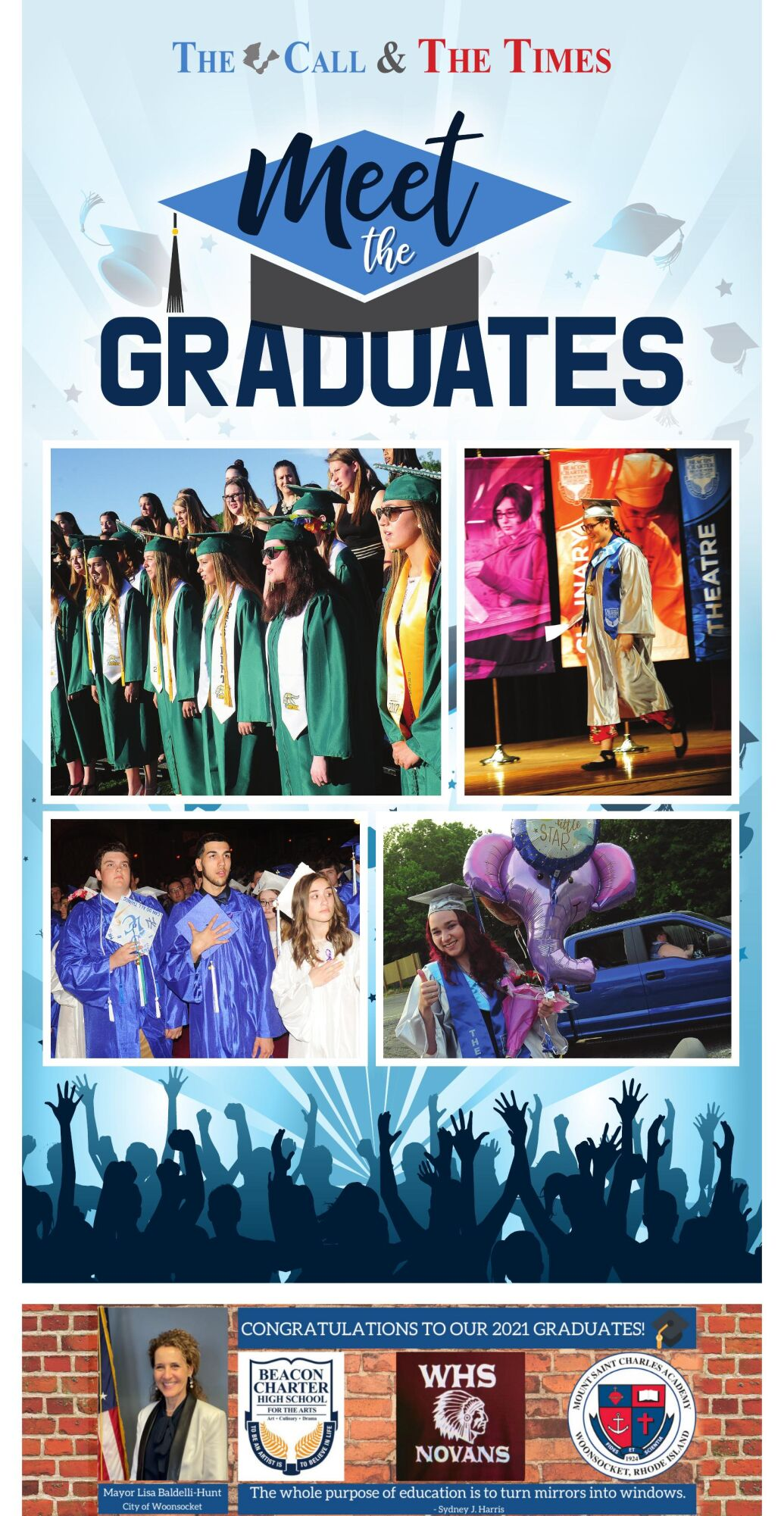 Meet The Graduates