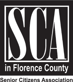 CA Receives $25,000 to Help Alleviate Senior Hunger in the Florence Area