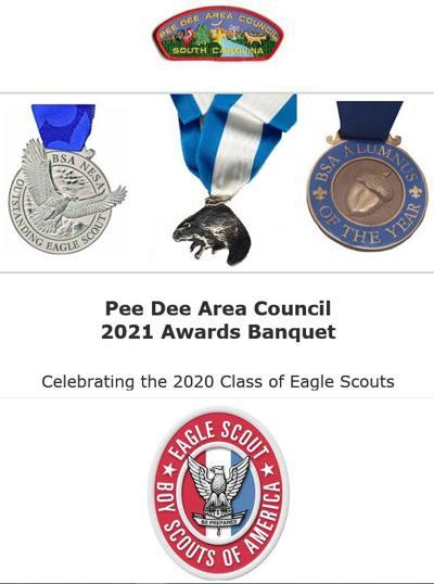 Pee Dee Area Council 2021 Awards Banquet