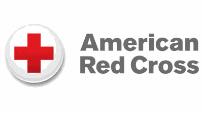 American Red Cross Assisting Family in