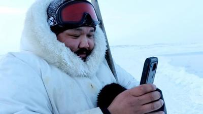 Inuit sharing ancient knowledge of ice, sea and land with social media app Siku