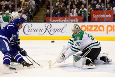 Seguin snaps 17-game goal drought as Stars grind out 3-2 win over Maple Leafs