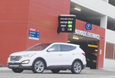 PRH parking