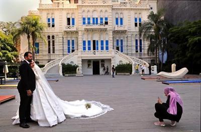 Shattered by blast, landmark Beirut museum tries to rebuild