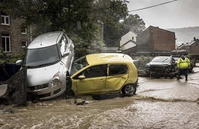6 dead, many missing in Germany floods | World News ...
