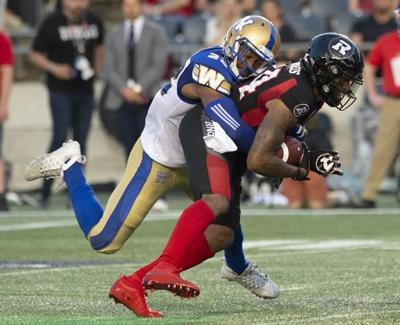 Redblacks need consistent effort from starting QB Davis against visiting Alouettes
