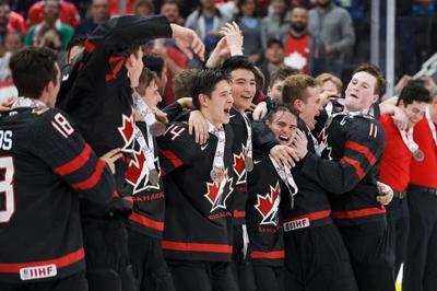 Canada crushes Sweden to win Hlinka Gretzky Cup under-18 tournament