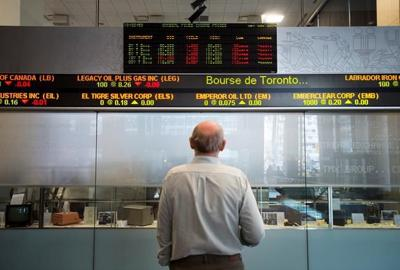 TSX has best quarter in more than a decade as gold hits nine-year high