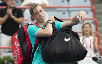 Canada's Shapovalov out of Western & Southern Open after loss to Pouille
