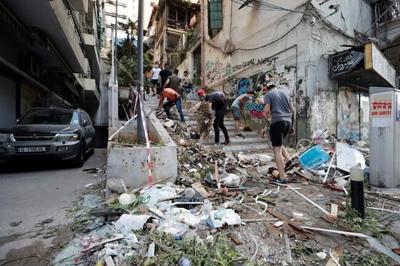 Lebanese-Canadians look for ways to help while grappling with Beirut tragedy