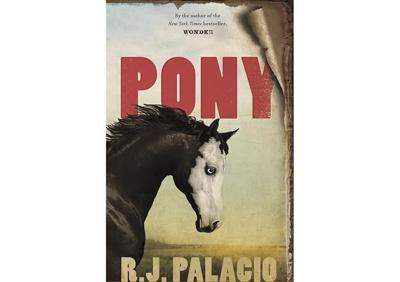 R.J. Palacio's 'Pony' to be published in September