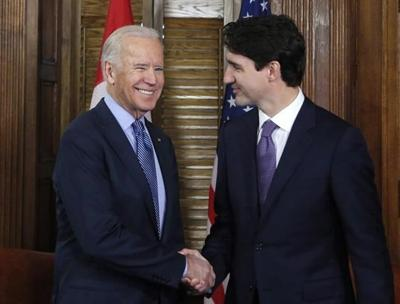 Screen-shared vision: Biden-Trudeau meeting to feature common ground, old irritants