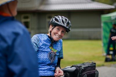 bike fundraiser