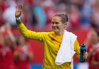 Veteran Canadian goalkeeper Erin McLeod returns to NWSL with Orlando Pride